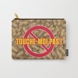 TOUCHE-MOI PAS ! Carry-All Pouch