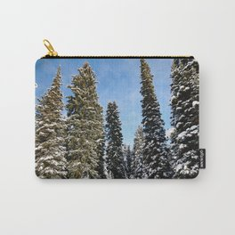 Targhee Trees Carry-All Pouch