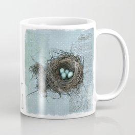 Bird Nest Coffee Mug
