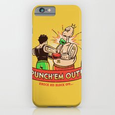 Punch'em Out iPhone 6s Slim Case