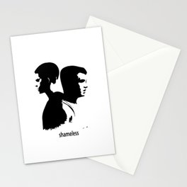 Shameless Ian Gallagher and Mickey Milkovich Stationery Cards