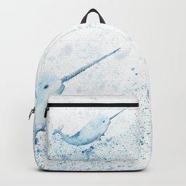 Magical Narwhal Backpack