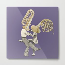 It Dont mean a thing (if it aint got that swing) Metal Print