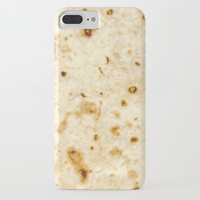 Burrito Baby/Adult Tortilla Blanket iPhone Case
