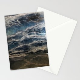 The Storm Shall Pass Stationery Cards