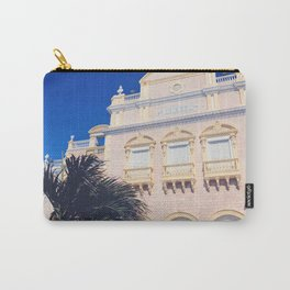 To the Theatre in Cartagena Carry-All Pouch