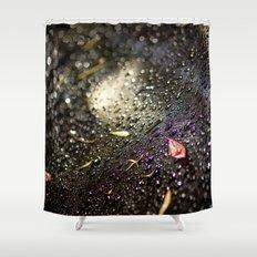 Blackwater Shower Curtain