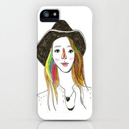 Lorena - SuperFriends Collection iPhone Case