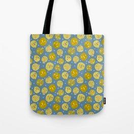 Pattern Project #47 / Skulls & Bulbs Tote Bag