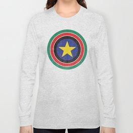 Captain South Sudan 2 Long Sleeve T-shirt