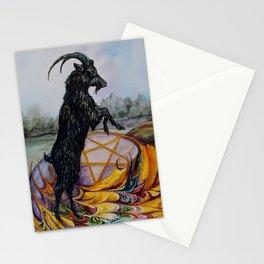 Black Philip Stationery Cards