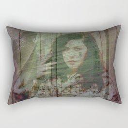 Lisa Marie Basile, No. 96 Rectangular Pillow