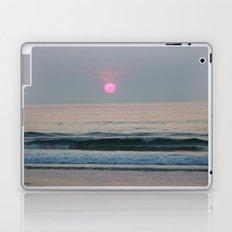 Pink Sun Laptop & iPad Skin