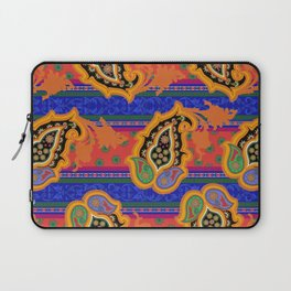 monaco paisley Laptop Sleeve