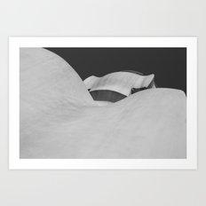 Goudy 2 Art Print
