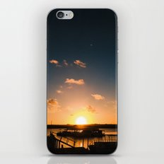 Sun is Going Down iPhone & iPod Skin