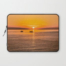 Finish of the day Laptop Sleeve