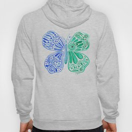 Imperfect Butterfly Hoody
