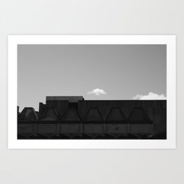 Architecture (II) Art Print