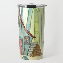 House of Hansel and Gretel Travel Mug