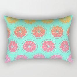Neon Summer 2 Rectangular Pillow
