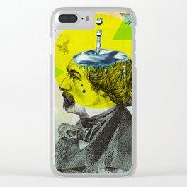Dr. Chapuí Clear iPhone Case