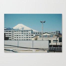Mt Fuji Canvas Print