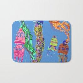 Cool Jellyfish Bath Mat