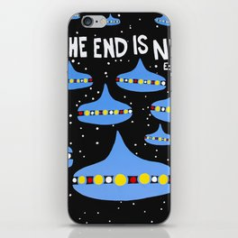 The End Is Near iPhone Skin