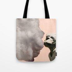 Exhalation Tote Bag