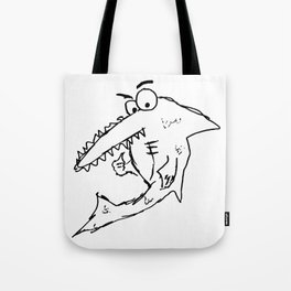 Sea Saw Tote Bag