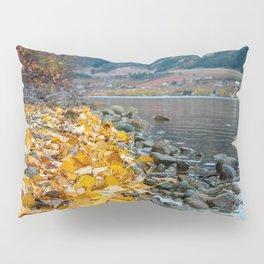 Golden Shores Pillow Sham