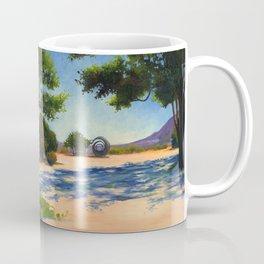 Dancing Shadows Coffee Mug