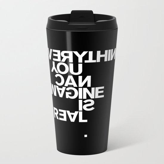 PABLO PICASSO Metal Travel Mug