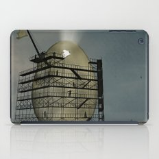 Creation of an eGG iPad Case