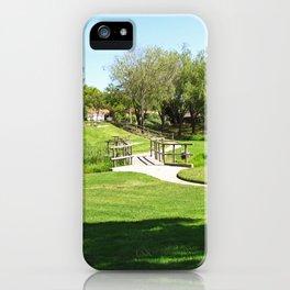 Bella Vista Open Space 2516 iPhone Case