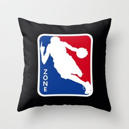 Basket Generation Throw Pillow
