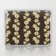 Magnolia Pattern Laptop & iPad Skin