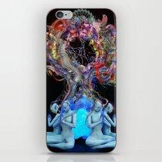 Synchromystics iPhone & iPod Skin