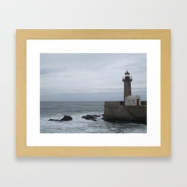 Foz: Nightlight 1 Framed Art Print