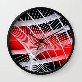 liking geometry -6- Wall Clock