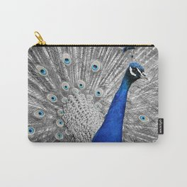 peacock ue Carry-All Pouch