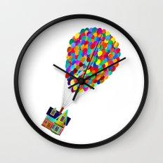 Disney's UP House  Wall Clock