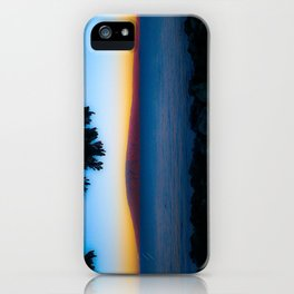 The island in the sun iPhone Case