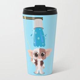 Ice bucket challenge Gizmo Travel Mug