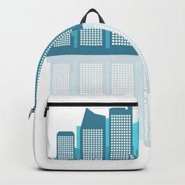 skyscrapers Backpack