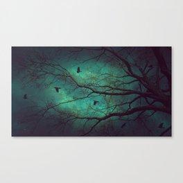 Where Dusk Meets Dawn II Canvas Print