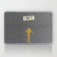 Up Road - Sideline money Laptop & iPad Skin