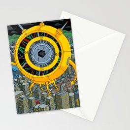 Rogue Robot Stationery Cards