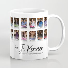 Man of the Month Coffee Mug